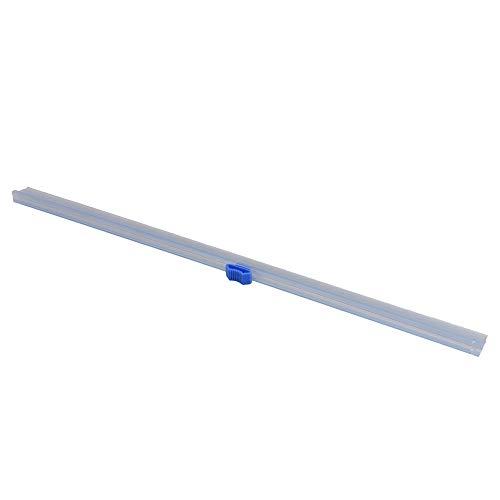 WEIEN ABS-Gleitschneider Stretch-Frischhaltefolie für Küchenlebensmittel 37cm
