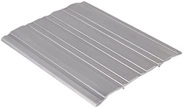 Pemko 085608 271A48 Saddle Threshold, Mill Finish Aluminum, 4