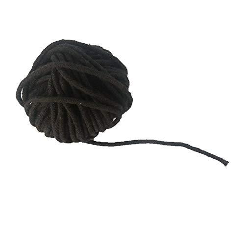Best Deals! Black Cotton Thread Kala dhaga Nazar String-Kalawa RAKSHA Sutra-Evil Eye Protection Ankl...