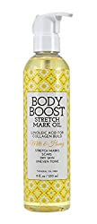 Top 10 Body Oil For Stretch Marks