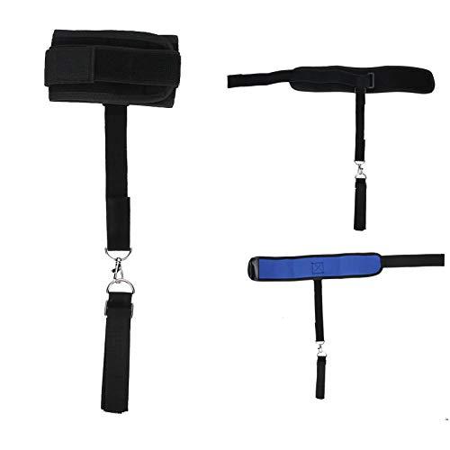 Soporte ortopédico para pie, soporte corrector de caída para hemiplejía, soporte ortopédico para tobillo para adultos, ortesis de pie con elevador, tamaño universal