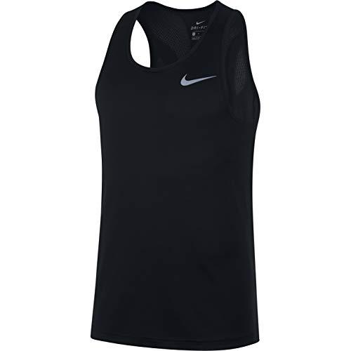 Nike Mens Breathe Run Tank AQ4939-010 Size L