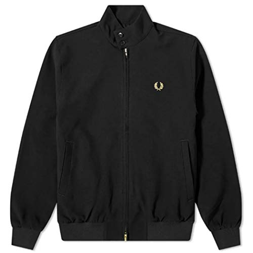 Fred Perry Sharp Harrington Jacket, Jacke - L