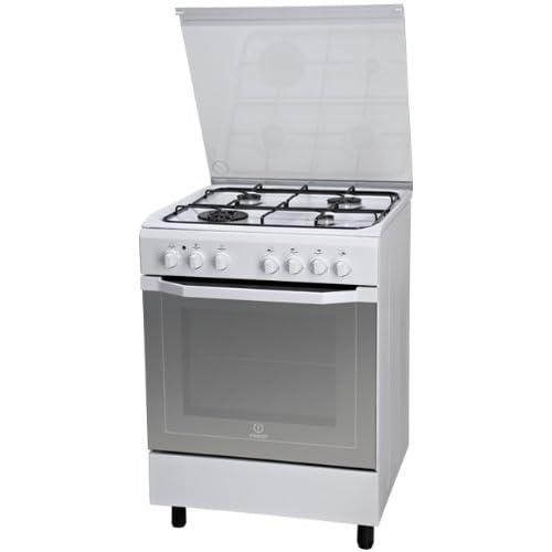 Indesit I6TMH2AF(W)/I Libera installazione Gas A Bianco cucina