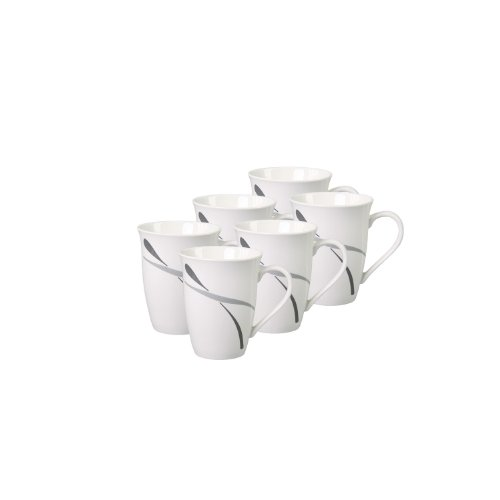 Via by Ritzenhoff & Breker Dacapo Kaffeebecher-Set 6tlg.