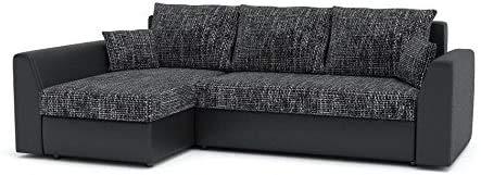 Sofá de la esquina tiene la función del sueño sofá cama esquina con la caja,E