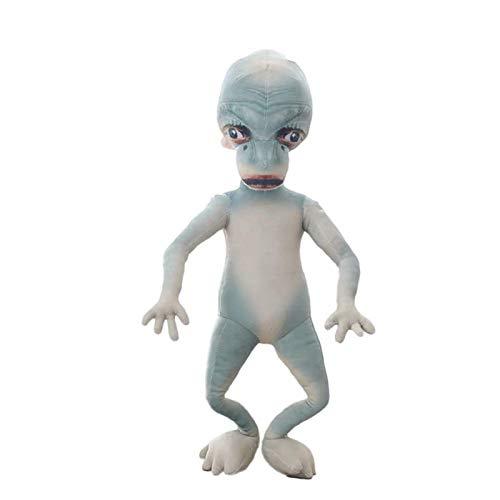 Wlqeri New Gem Plush Toys Crazy Alien Sleeping Pillow Simulation Doll Funny Doll Gift Creative