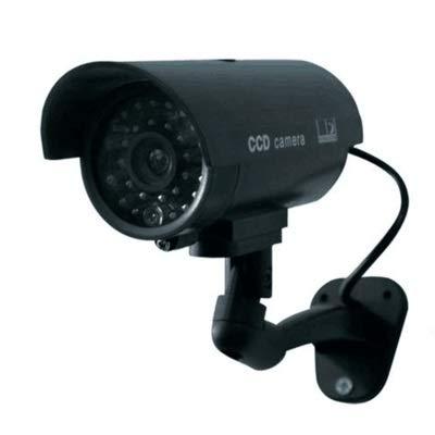 Dummy Camera Attrap buiten blinde valse beveiliging CCTV camera nep-camera home security videobewaking mini camera HD batterij vermogen knipperende LED