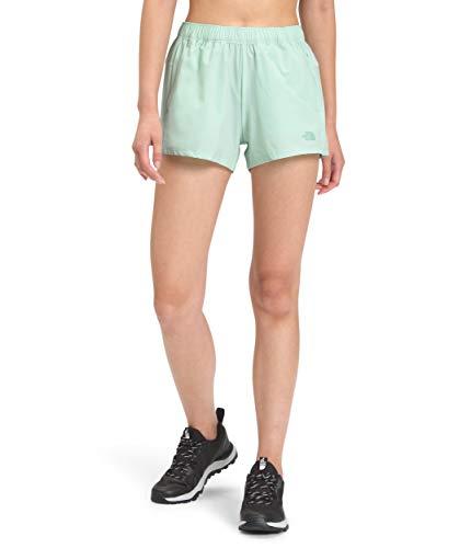 The North Face Women's Wander Short, Misty Jade, XL-REG