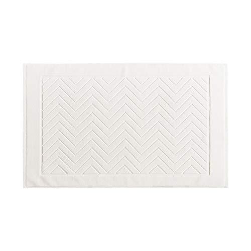 Antislip badmat badmat, dikker waterabsorberende zachte microvezel badmat (75 * 45 cm),Beige