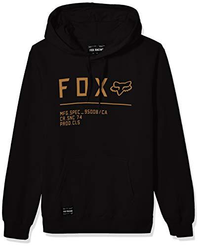 Non Stop Pullover Fleece Black Xl