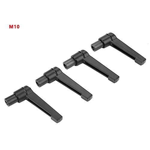Griff Innengewinde, 4PCS M4 / 5/6/8/10/12, Metall Maschinengriffe Einstellbarer Befestigungsgriff Innengewinde(#06)