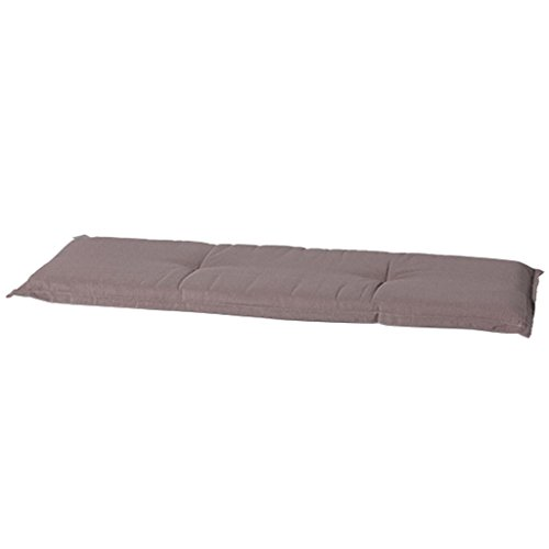 Madison – Coussin pour banc 120 cm – Outdoor Panama Taupe