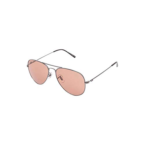 Tommy Hilfiger UV Protected Aviator Unisex Sunglasses - (TH 848 GL C7 S|58|Pink Color Lens)