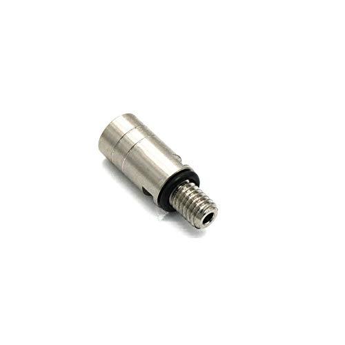 TITST Tubería de Pinza de aleación de Titanio Tornillo de Cabeza de Olivo Tornillo de Freno de Disco hidráulico para Shimano MTB AVID Elixir Series (CR/ER / E5 / E7 / E9 / XO) 1 PCS