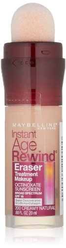 MAYBELLINE Instant Age Rewind Eraser Treatment Makeup - Creamy Natural
