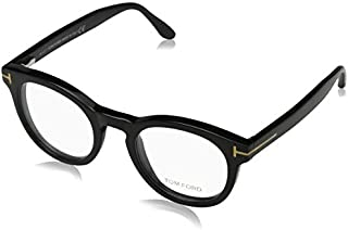Tom Ford FT5489 Eyeglasses (001 - Shiny Black)