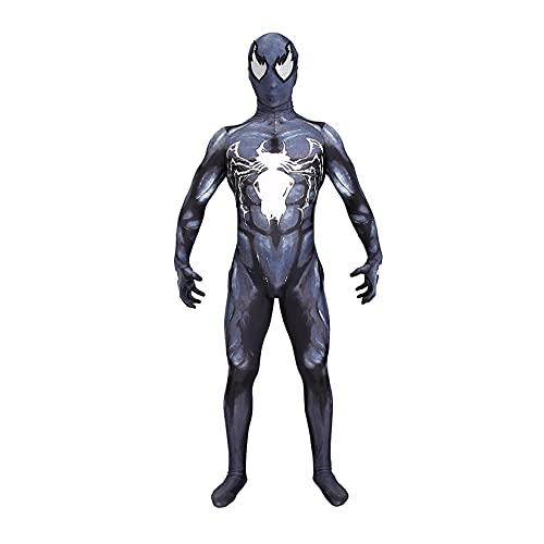 KIDsportxie Venom Spider-Man Costume Compleanno per Bambini...