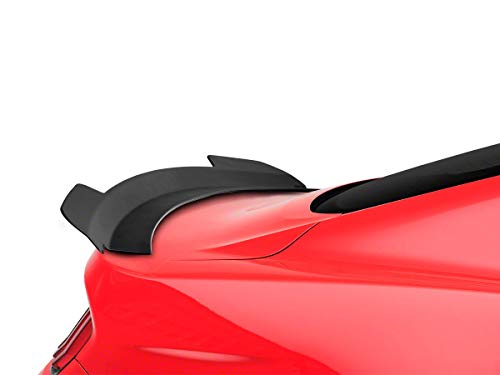 MP Concepts Blade Rear Spoiler; Matte Black Compatible with Ford Mustang 2015-2020