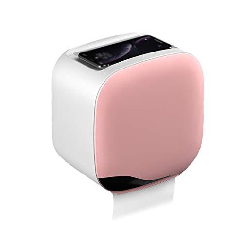 Liutao cosmeticatoekenboxen 1 stuks tissuedoos muur kunststof praktische rolhouder creatieve eenvoudige toiletservetten dienblad huishouden servies duurzame cosmeticatoekendozen