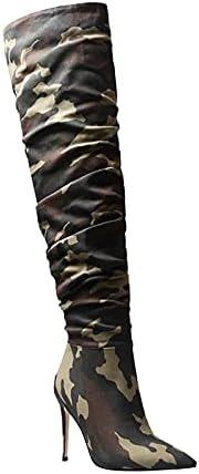 Camouflage high heels _image2