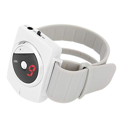 Ferninfrarot Anti Schnarchen Uhr, Elektrische Smart Sensor Schlaf Armband für Leichtes Atmen Intelligente Schnarchstopper Schnarchen Hilfe Armband Gesundheitswesen Werkzeuge