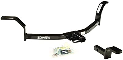 """Draw-Tite 24706 Class I Sportframe Hitch with 1-1/4"""" Square Receiver Tube Opening"""