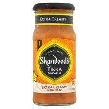 Sharwood's San Antonio Mall Tikka Masala Extra Medium 420G Great interest Sauce Creamy
