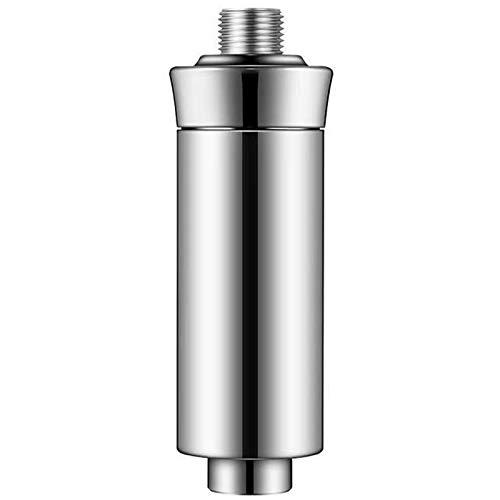 Kanza Duschfilter, Duschfilter für Hartwasser mit hoher Ergiebigkeit, Filter für Chlorfluorid, Schwermetalle und andere Trockstoffe