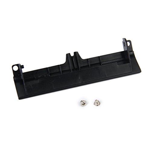 Hard Drive Caddy Festplattenrahmen Einbaurahmen Wechselrahmen für Dell Latitude E6430 E6530, aus Kunststoff, Schwarz