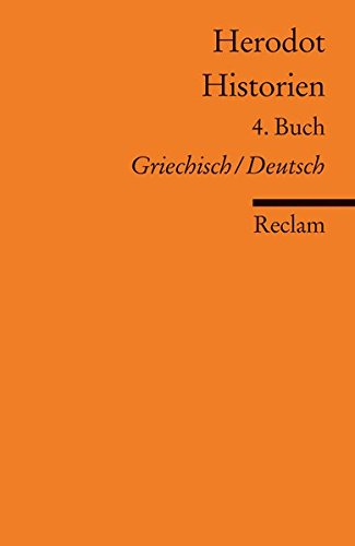 Historien 4. Buch: Griechisch/Deutsch (Reclams Universal-Bibliothek)