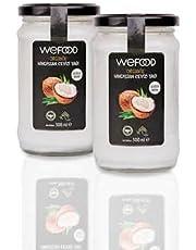 Wefood Organik Hindistan Cevizi Yağı 300 ml 2'li