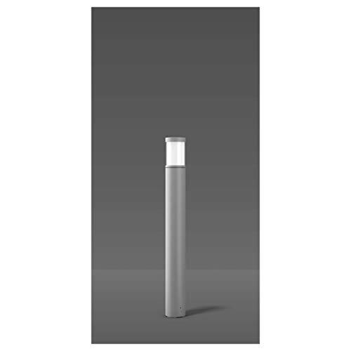 RZB Zimmermann LED-Pollerleuchte 612168.004.1 4000K Silber Mega Laterne Wegeleuchte 4051859365112