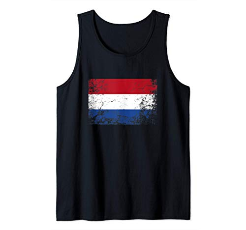 Bandera holandesa - Netherlands Flag Camiseta sin Mangas