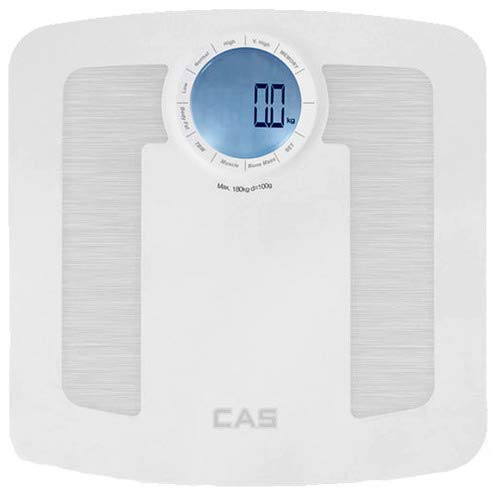 Best Review Of CAS Body Fat Analyzer Scale BF 1255 Quick & Easy Checking Just Step On 8 People