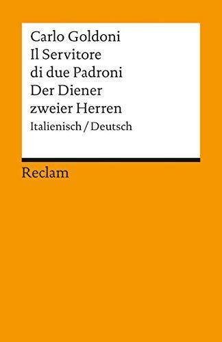 Der Diener zweier Herren (Italienisch/Deutsch)