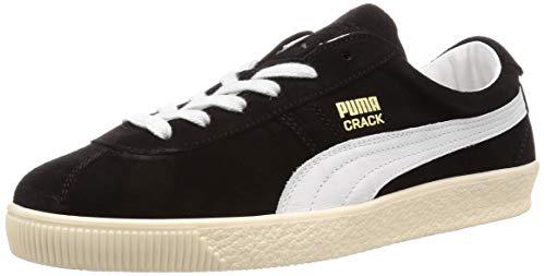 Puma Crack Heritage Low Boot Sneaker Schwarz-Weiss, Taille:40