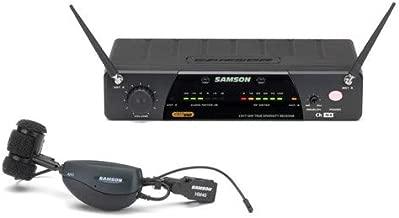Samson AirLine 77 Wind Instrument True Diversity UHF Wireless System (Channel K2)