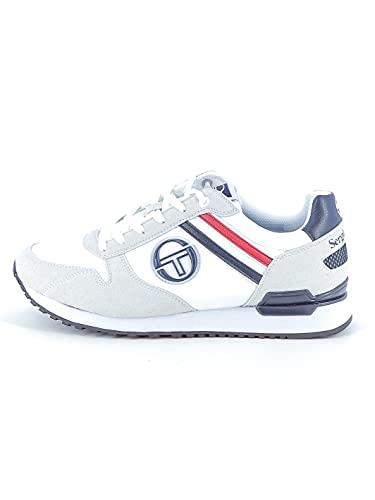 scarpe sergio tacchini uomo Sergio Tacchini - Sneakers Casual New Winder 2.0 MX per Uomo con Suola in Gomma (EU 44)