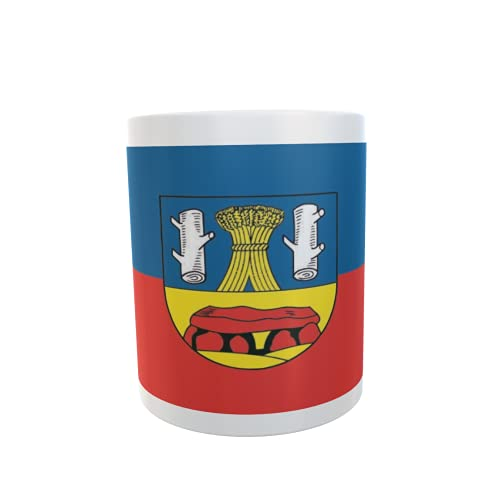U24 Tasse Kaffeebecher Mug Cup Flagge Großenkneten