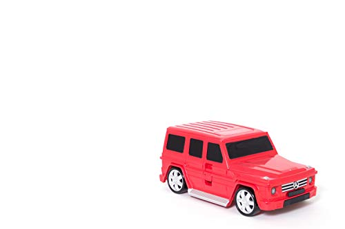 CUTLOPE Handgepäck Mercedes Benz G63 Kinder-Rucksack, 48 cm, Rot