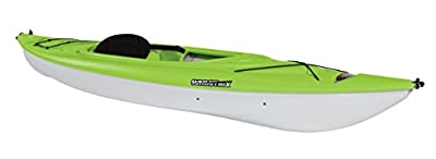 KEA10P105-00 Pelican Summit 100X Kayak, Lime Green/White from Pelican International, Inc.