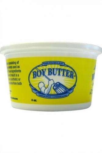Boy Butter Original Tub Transparent 8oz