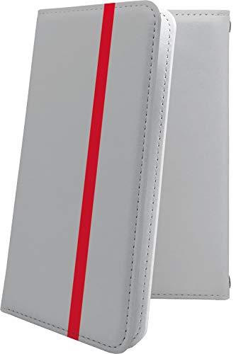 スマートフォンケース・ZenFone5Q ZC600KL・互換 ケース 手帳型 グレー 灰色 おしゃれ ゼンフォン5q ゼンフォン5 手帳型スマートフォンケース・かっこいい zenfone 5q 5 q ボーダー マルチストライプ [p6C65584st]