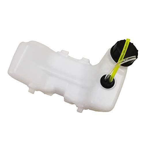 Depósito de Combustible de Gas con Tapa para Honda GX35 GX35NT Motor Cortacésped Cortador de Cepillo Cortador de Hierba