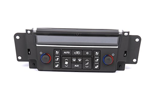 ACDelco GM Original Equipment 15-74163 Heating and Air Conditioning Control Panel with Driver and Passenger Seat Heater