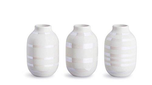 HAK KÄHLER 691354 Omaggio - Jarrón (cerámica), diseño de Flores