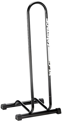 XLC Unisex– Erwachsene Fahrrad Abstellständer VS-F06, Schwarz, One Size