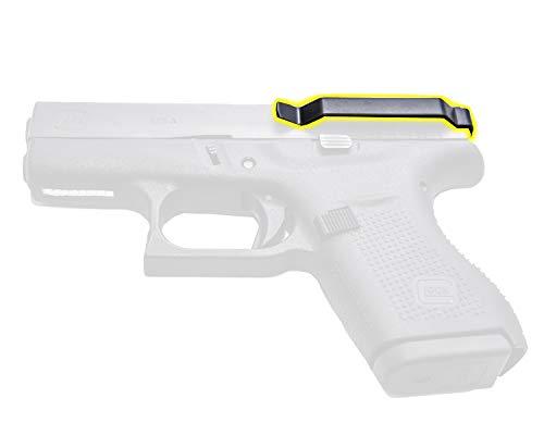 ClipDraw Belt Clip Concealed Carry for Glock 42 Black G42-B