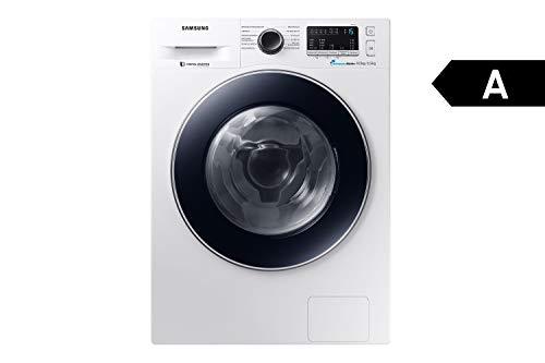 Samsung WD4000 WD80M4A33JW/EG Waschtrockner/a/17600 kWh/Jahr/1400 UpM/8 kg/8400 L/jahr/SchaumAktiv/AirWash